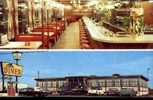 Circle Diner Flemington, NJ, USA Unused