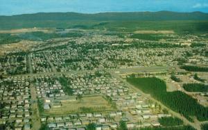 PRINCE GEORGE , B.C. , Canada , 40-60s