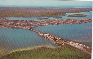 Florida Fort Myers Matlacha Section Aerial View
