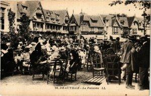 CPA DEAUVILLE - La Potiniere (383486)