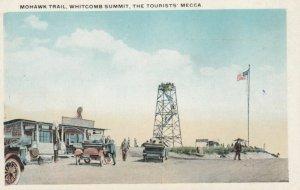 MOHAWK TRAIL, Massachusetts, 1900-10s; Whitcomb Summit, The Tourists' Mecca