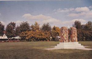 Cenopath in Memorial Park , WETASKIWIN , Alberta , Canada , 50-60s