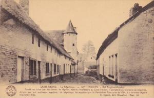 Saint-Trond, Le Beguinage, Limburg, Belgium, 00-10s
