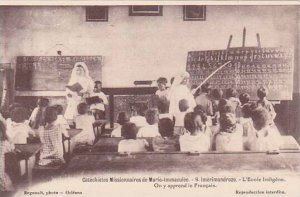 Madagascar Imerimandrozo L'Ecole Indigene Catechistes Missionaires de Ma...