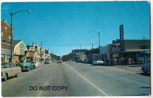 Main St. Sidney, Neb