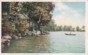 New Hampshire Wolfeboro Point Breeze And Camp Lake Wentworth
