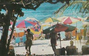 Jamaica , 50-60s ; Doctor's Cave Beach , Montego Bay