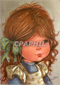 Post Modern Child Card