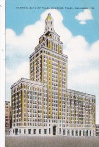 Oklahoma Tulsa National Bank Of Tulsa Building