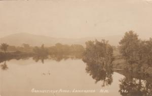 RP: LANCASTER , New Hampshire , 1914 ; Connecticut River