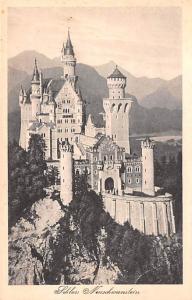 Germany Schloss Neuschwanstein  Schloss Neuschwanstein