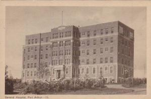 General Hospital , Port Arthur , Ontario , Canada  30-40s