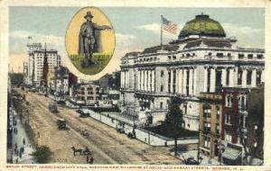 Broad Street Newark NJ Unused