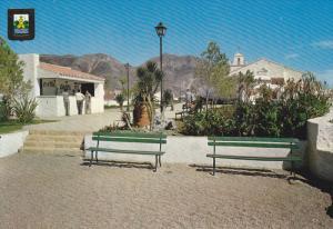 Muro Gardens, Muro, Spain, 50´s-70´s