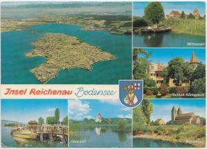 Insel Reichenau Bodensee, Germany, 1972 used Postcard