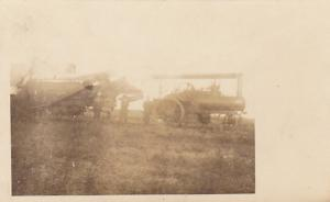 RP: Steam Tractor in field , 00-10s