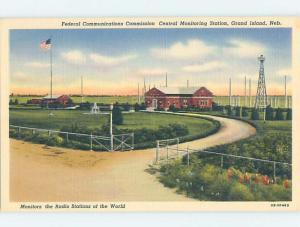 Unused Linen BUILDING Grand Island Nebraska NE hn9138