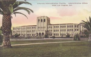 Administrative Offices Veterans Administration Faciltiy West Los Angeles Cali...