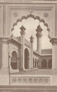 RP,  The British Empire Exhibition, 1924; Courtyard of Indian Pavilion