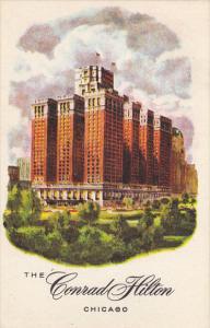 Conrad Hilton Hotel Chicago Illinois