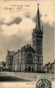 CPA BRIARE L'Église (607433)