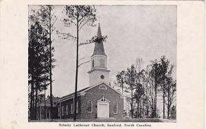 Trinity Lutheran Church, Sanford, North Carolina, 1930-1940s