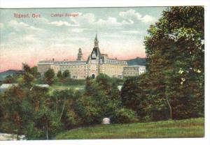 RIGAUD , Quebec , Canada , 00-10s ; College Bourget