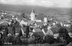 Germany Kall (Eifel) Gesamtansicht, North Rhine-Westphalia, General View AK