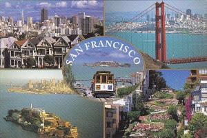 San Francisco Highlights San Francisco California
