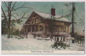 Swiss Cottage, Rockford IL