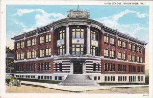 High School, UNIONTOWN, Pennsylvania, 10-20s