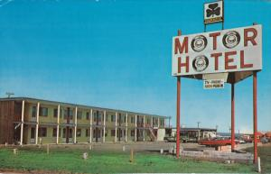 Shamrock Motor Hotel, VALLEYVIEW, Alberta, Canada, 40-60´s