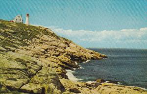 Chebucto Head Lighthouse Halifax Noiva Scotia Canada