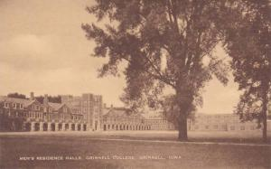 Men's Residence Hall, Grinnell College, Grinnell, Iowa 1940-50s