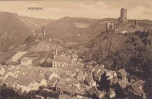 Panorama Of Monreal (Palermo), Sicily, Italy, 1900-1910s