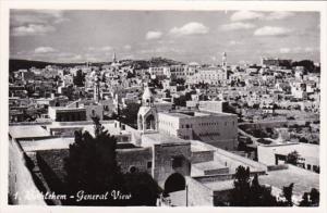 Israel Bethlehem General View Photo