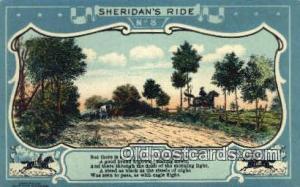 Patriotic, Old Vintage Antique Postcard Post Card