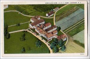 I.O.O.F. Home, Lockport NY