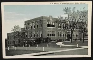 U.S. Bureau of Mines Building Rolla Missouri  Curteich-Chicago