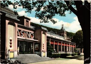 CPA PLOMBIERES-les-BAINS - Le Casino (279421)