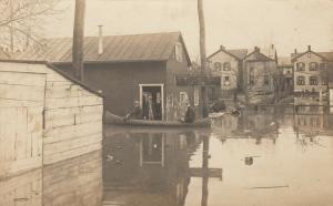 RP: SUNBURY , Pennsylvania,  Flood of 1913