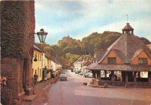 uk46841 castle and yarn market dunster somerset uk