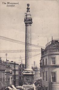 The Monument, London, England, United Kingdom, PU-1910