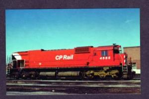 Canadian Pacific Train Railroad 4555 COTE ST LUC QUEBEC