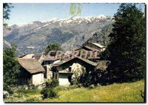 Postcard Modern Ariege Vicdessos Travel Around the village of Goulier