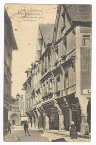 Dinan, France, PU-1907   Les Porches