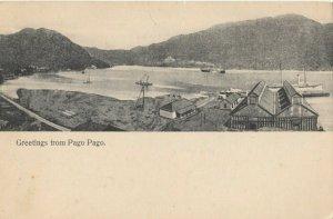PAGO PAGO , American Samoa , 1925