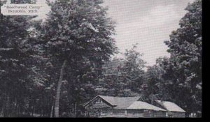 Michigan Benzonia The Beachwood Camp Dexter Press Archives