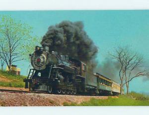 Pre-1980 ROUTE 741 TRAIN Strasburg - Near Lancaster Pennsylvania PA hn2184