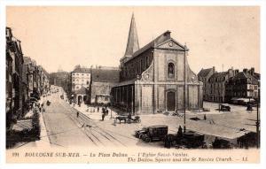 12137    Boulogne-sur-Mer   la Place Dalton